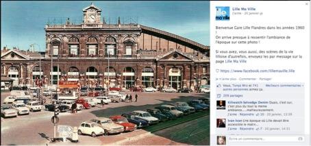 Publication Facebook Lille Ma Ville